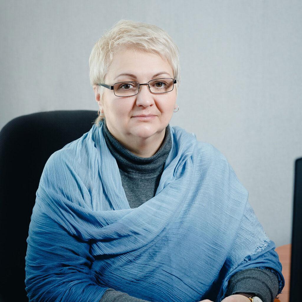 Сурина Лариса Борисовна